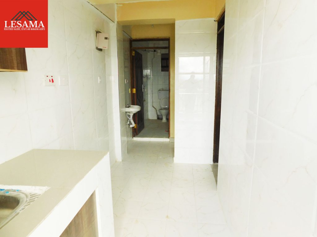 An image of a Newly-built 2 bedrooms apartment to let in Ngoingwa