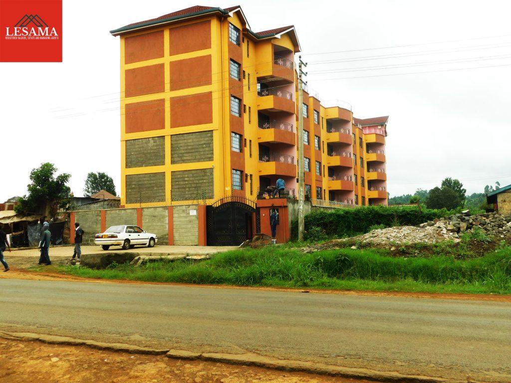 An image of 2 Bedrooms Apartment To Let In Ruaka Ndenderu Kenya