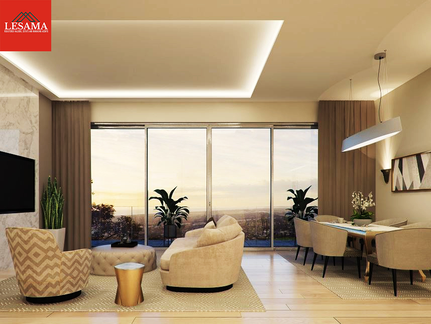 An Apartments For Sale In Two Rivers, Ruaka, Kenya